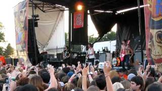 All Time Low - Weightless (Live at Warped Tour '09)