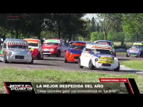 Video. Promo: La carrera para González, el campeonato de Serra