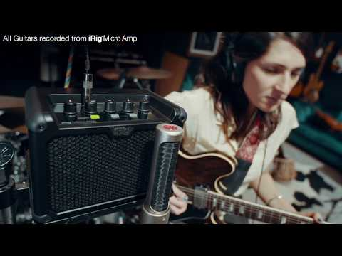 iRig Micro Amp - Take your playing further