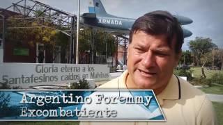 El valor de la vida: la historia del soldado Ernesto Emilio Espinoza