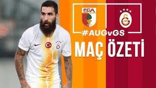ÖZET | FC Augsburg - Galatasaray