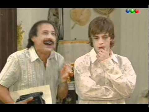 Gaston Dalmau en Casados con hijos Imitando A Coqui