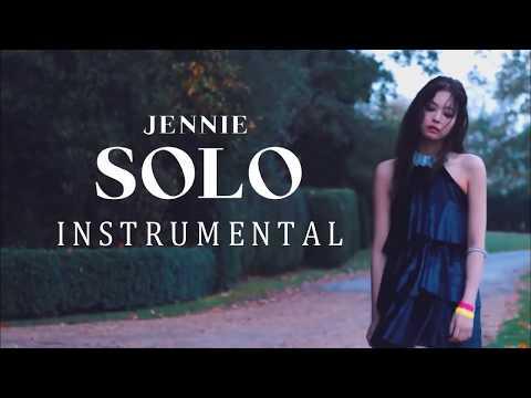 JENNIE - 'SOLO' (INSTRUMENTAL)