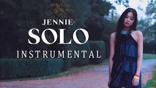 Gambar cover JENNIE - 'SOLO' (INSTRUMENTAL)