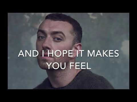 One last song - Sam Smith - Karaoke male or female version lower -2