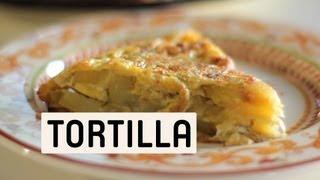 Best Recipe for la tortilla espanola   Recipe Wars, Episode 3