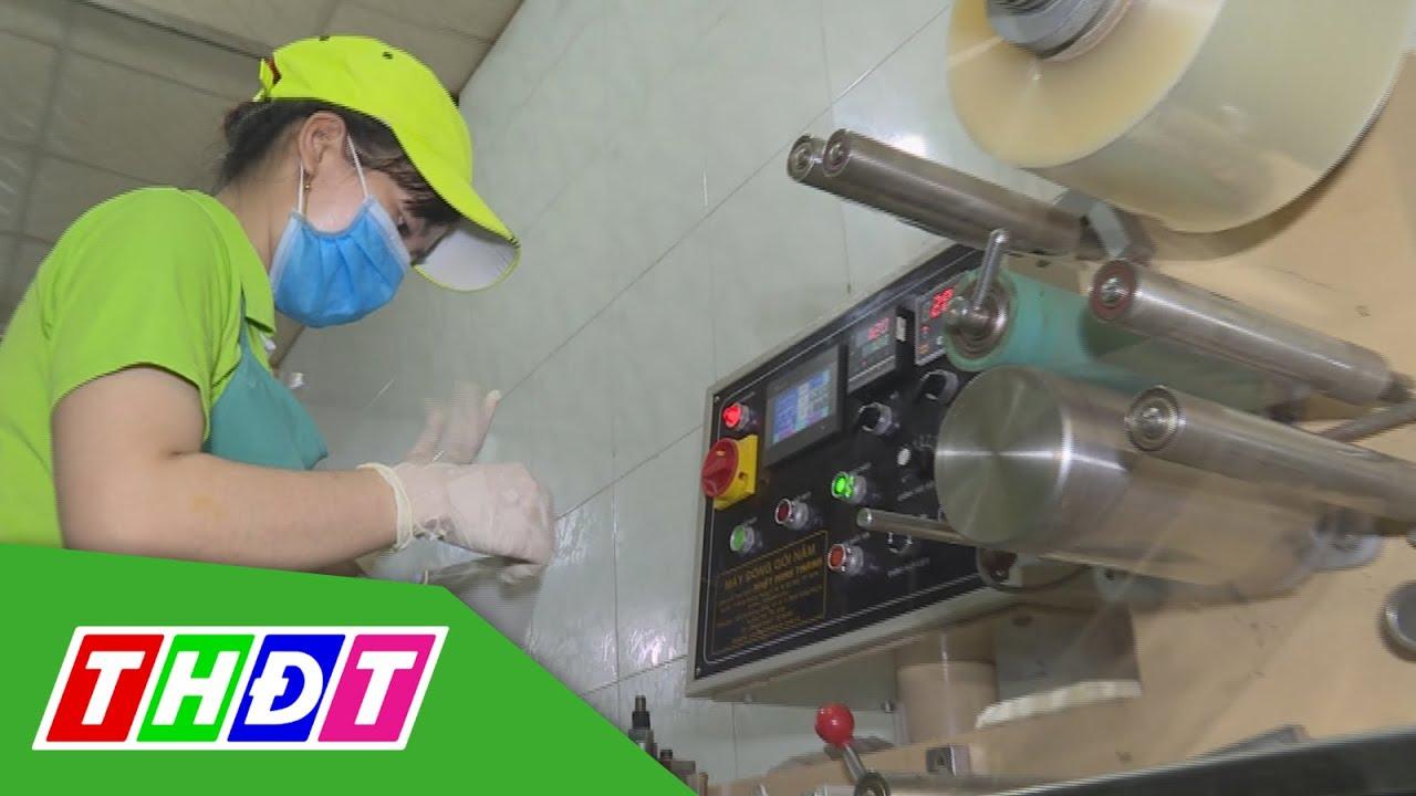 Hiệu quả cam kết sản xuất kinh doanh thực phẩm an toàn | Kinh tế Công thương | THDT