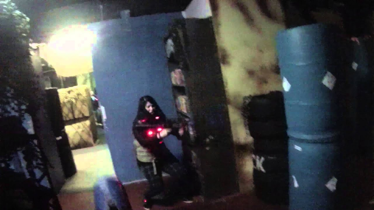 BLACK OPS LASER TAG - Indoor Extreme Sports NYC