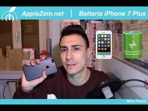 Ecco Quanto Dura Realmente La Batteria Di Iphone 7 Plus Youtube