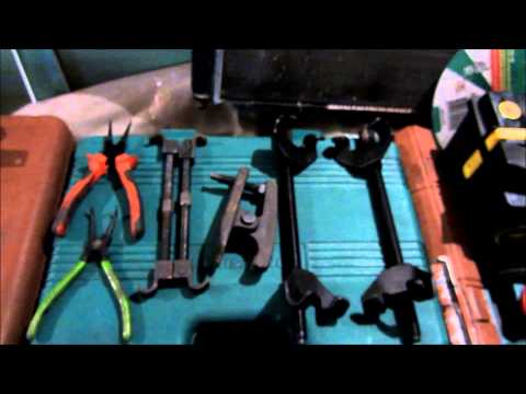 Обзор инструмента для ремонта и разборки авто