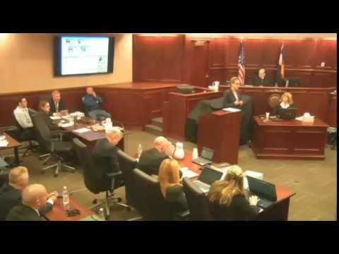 James Holmes Trial - Day 1 - Part 3 (Defense Opening Statements)