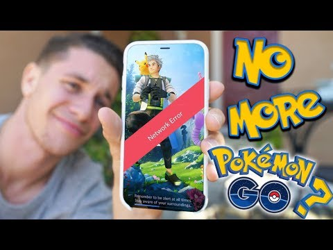 You Might NEVER Be Able to Play Pokémon GO Again… (New Ban Wave)