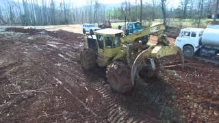 Logging Equipment Auction Update