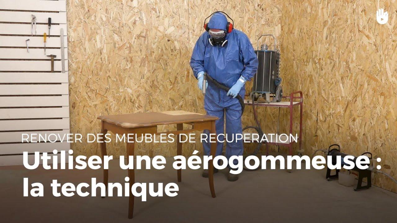 Sabler Un Meuble  La Technique  Rénovation De Meubles
