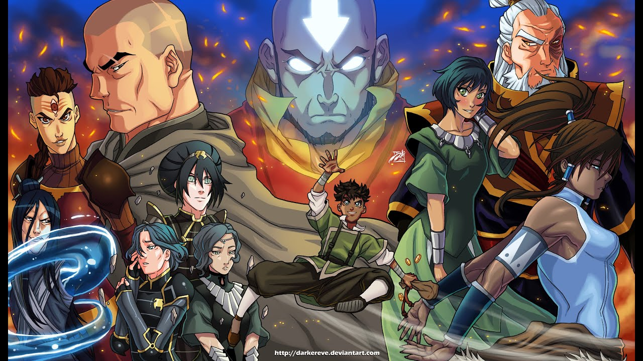 Top 20 strongest avatar the legend of korra characters out of date top 20 strongest avatar the legend of korra characters out of date youtube voltagebd Image collections