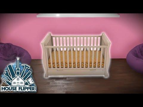 BABY'S ROOM   House Flipper #3 [BETA]
