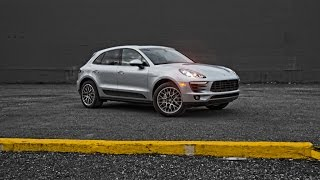 2016 Porsche Macan S Review