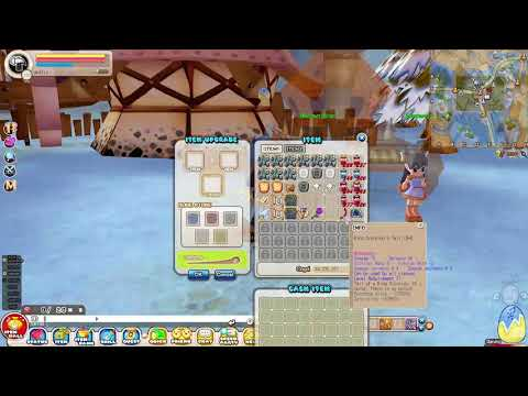 SEAL ONLINE BLADE OF DESTINY - REFINE artisan struggle!