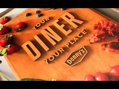Dennys Diner in Cebu @ Robinsons Galleria - Philippines