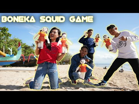 Download MISSI PENCARIAN BONEKA SQUID GAME😱   Mikael Family