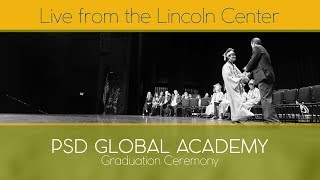 Poudre School District Global Academy Graduation 2019
