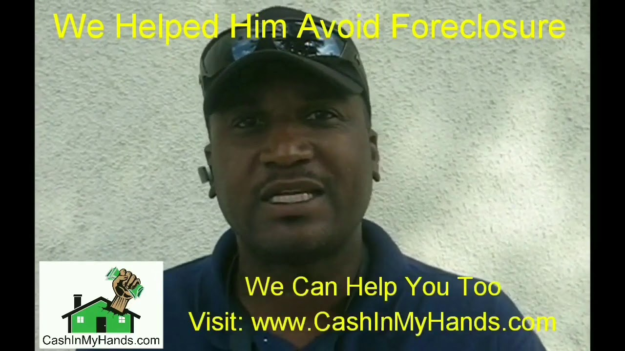 Foreclosure Testimonial 1