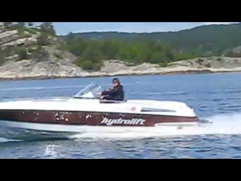 Hydrolift S24 sommer og sjø