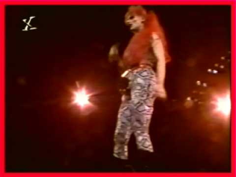 Nina Hagen - Gods Of Aquarius - Rock in Rio 1985