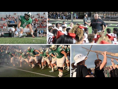 HSFB : Texas vs Oklahoma : South Lake Carrol (TX) vs. Tulsa Union (Tulsa, OK) Highlight Mix 2016