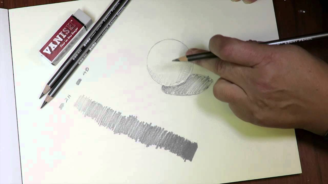 See soho ebony pencils in action shout out