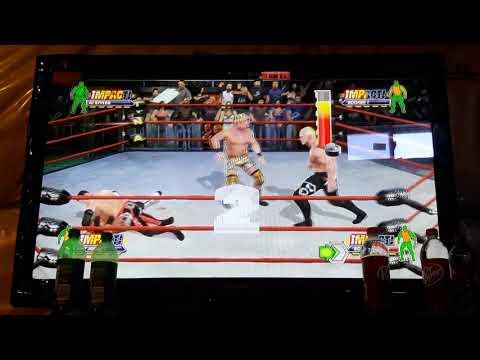 Main Event Mafia vs Frontline