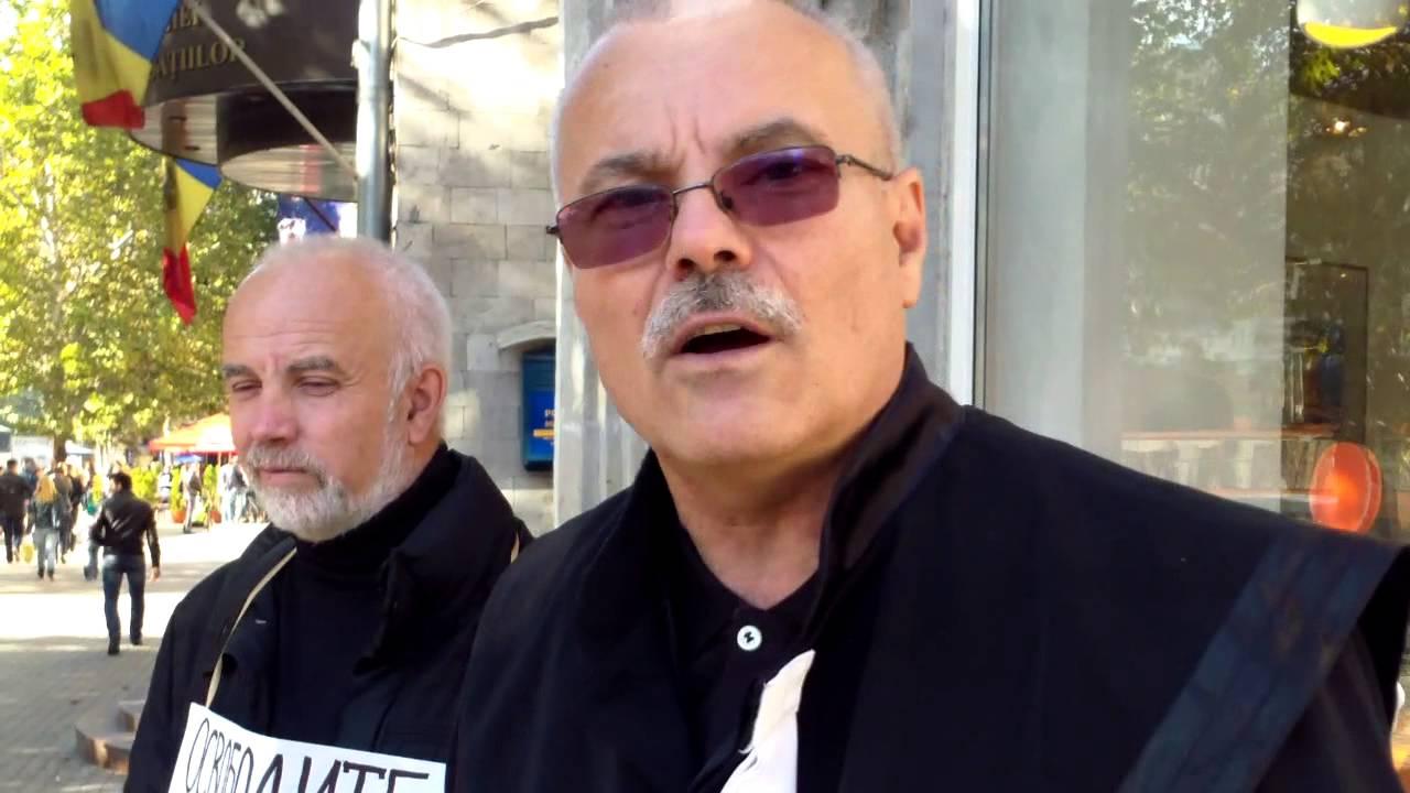 Cer eliberarea lui V. Rimschi, îl cred deținut politic