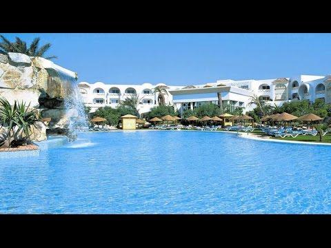 Тунис отели.Shell Beach Hotel & Spa 4*.Обзор