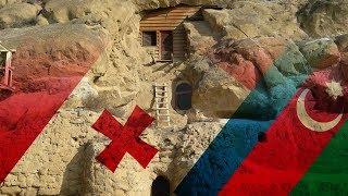 Давид Гареджи между Азербайджаном и Грузией. Пограничная ZONA