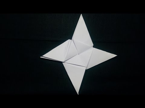 Origami - Star / Stea / Звезда