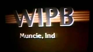 WIPB ,Muncie, Indiana Logo