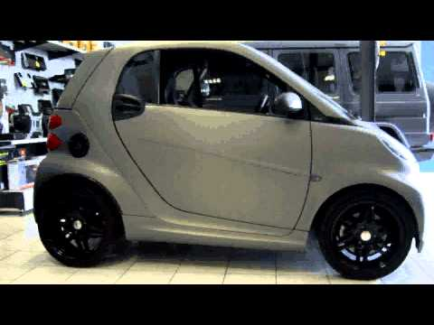 Smart Brabus Car Wrapping Youtube