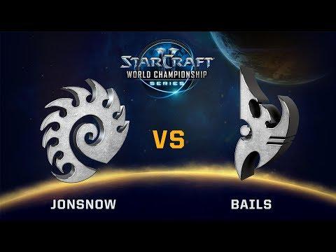 StarCraft 2 - JonSnow vs. Bails (ZvP) - WCS Valencia Challenger NA - Playoff Losers Ro4