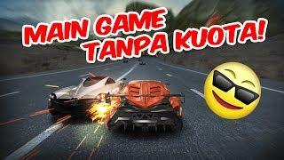 5 GAME BALAP OFFLINE TERBAIK DI ANDROID, MAIN GAME BEBAS KUOTA!!!