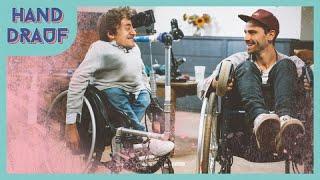 DGS | Kamerahalterung DIY auf Rollstuhl bauen | Kliemannsland
