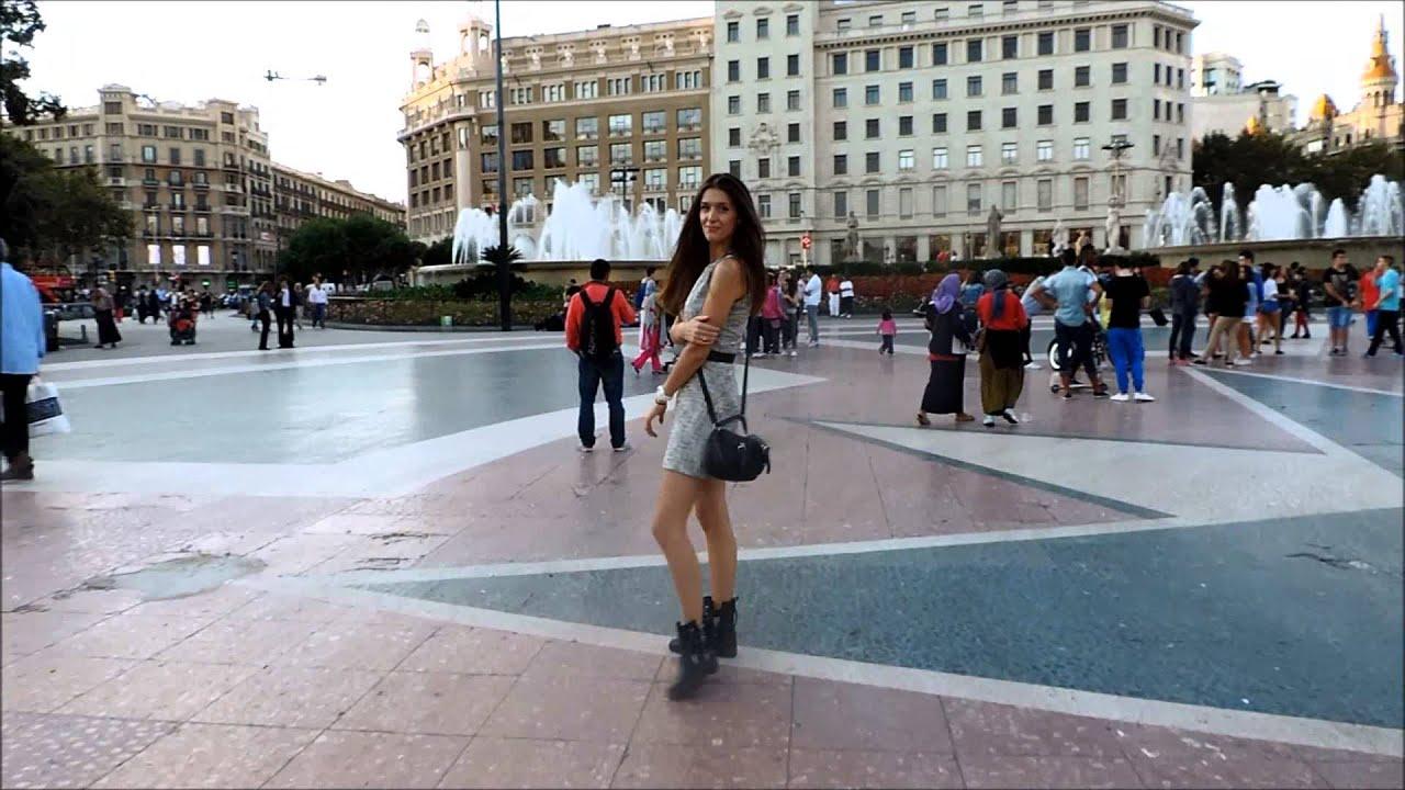 Irina mariaz pla a catalunya barcelona youtube - Placa kennedy barcelona ...