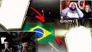 2 ICONS 1 PACK OPENING! ΑΠΙΣΤΕΥΤΑ ELITE 1 REWARDS! | FIFA 20 ULTIMATE TEAM RTG #16