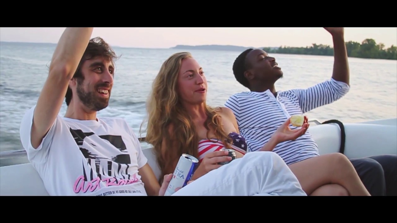 MUSIC VIDEO PREMIERE | Bad Business Metes Out Delicious Yacht Rock, 'Turn  It On' - CelebMix