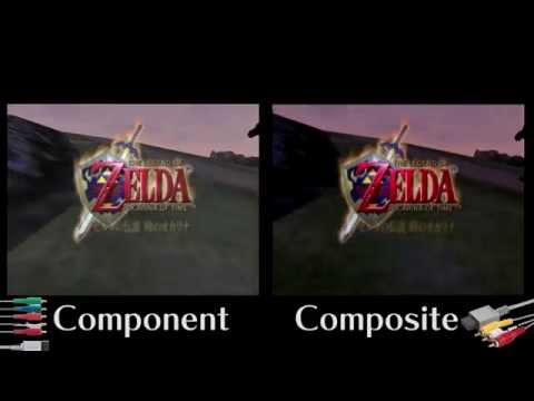 Component Vs Composite Comparison Youtube