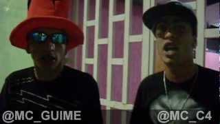 MEDLEY - MC GUIME E MC C4   NA VILA DO SAPO  
