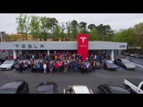 Tesla Model 3 Reservation Party - Atlanta GA