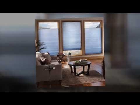 Honeycomb shades in Columbia - Vertical Blinds