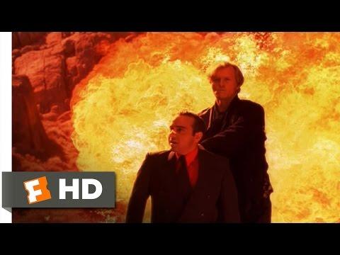 Crossworlds (1997) - Teleporting Smackdown Scene (8/10) | Movieclips