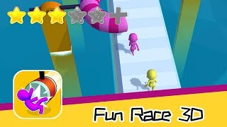 Fun Race 3D Day2 Walkthrough A Terrible Play Level Recommend index three stars