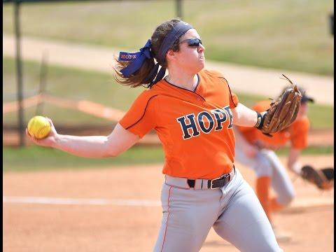 Game 1: Hope College v. Olivet College - NCAA D3 Women